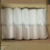LDPE-Plastikabfall-Beutel auf Rolle der Stärke 8mic