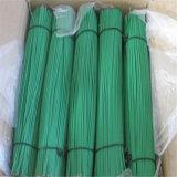 Fio de aço do ferro reto do corte (o fio do ferro, enegrece o fio recozido ou o fio do PVC)