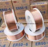 Провод заварки предохранения от газа СО2 Er70s-6