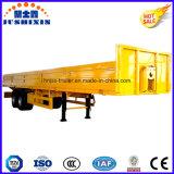 Preço fabricante 2 Eixos gota/lado da parede lateral/reboque Utilitário caminhão da Barragem