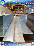 De staal Gelaste Staaf van de Straal T van T voor Bouwmateriaal