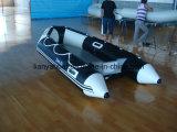 See-und Fluss-Sport-Schlauchboot-faltbare aufblasbare Boots-China-Fabrik