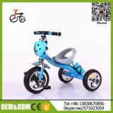 Bebé de plástico mayorista bicicleta triciclo para niños/Clásico Pedal Simple Mini niños Trike/alta calidad Precios baratos triciclo para niños