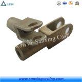 Pièces coulées de fer de l'usine Qingdao/Ts16949 de fer de moulage/pièces fer travaillé