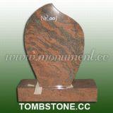 Rote Granit-Mehrfarbenfinanzanzeige (MU-108)