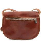 Opgepoetst Calf-Skin Leer - Dame Leather Bag Handbag