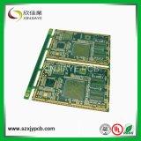 Oro de la inmersión de múltiples capas PCB electrónica / tarjeta de circuitos impresos multicapa