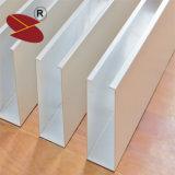 Потолок художнического дефлектора расчетного потолка алюминиевого ложный