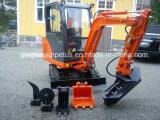Mini Excavator avec Yanmar Diesel Engine