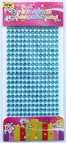 Mehrfarbenrhinestone-Aufkleber/Acrylrand-/Handy-Aufkleber