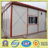 Camera della costruzione prefabbricata del pannello a sandwich
