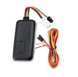 Vehículo Tracker GPS GPS Quad-Band alarma de coche, cortar el combustible del sistema de seguimiento GPS Monitor