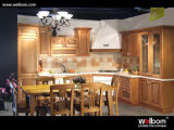 2017 Welbom Qualité supérieure étanche Personnaliser tous les armoires de cuisine en bois