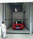 駐車場および貨物上昇のための倉庫4のポストの上昇