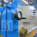 Machine hydraulique de cisaillement de massicot de Durama