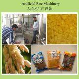 Arroz artificial hecha por el hombre máquina de hacer arroz