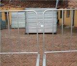 La norma ISO 9001 de la barrera de control de multitudes