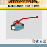 BV2ss Series Hydraulic AISI bidirezionale 316-L Ball Valves