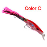 14cmclassic Fishing Lure / Plastic Squid Lure / Spoon Lure / Fishing Bait 40g