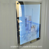 LED Indoor Mirror Magic Slim Publicidade Light Box