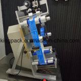 Круглая машина & Labeller бутылки Semi автоматическая обозначая