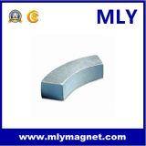 NdFeB 또는 네오디뮴 세그먼트 /Arc 소결된 영구 자석 (MLY008)
