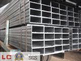 Tubo Q195 Q215 Q235 rectangular de acero de sección hueca Mesa Rusa estructural
