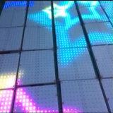 indicatore luminoso chiaro del pavimento di 64star LED Digital Dance Floor