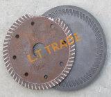 Caliente-Presionar los moldes del grafito de la sinterización para la rueda de la abrasión