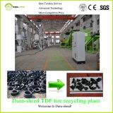 La doppia trinciatrice dell'asta cilindrica per 1200 millimetri stanca il taglio ed il riciclaggio per la vendita