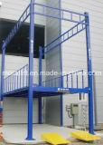 Columna 4 coche hidráulico de elevación con el certificado CE para la venta
