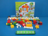 El bloque de construcción de Juguetes Educativos Juguetes para niños DIY (824008)