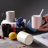 Venda a quente caneca de cerâmica popular