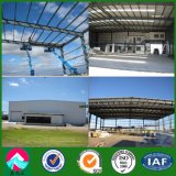 Stahlrahmen-Flugzeug-Hangar mit hochwertiger Schiebetür (XGZ-A016)