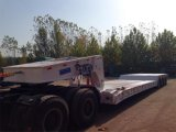 Movimento di Detachable/Removable/Gooseneck/Low/separabile base Trailer/Low Boy/Low di caricamento Semi-Trailer/Cargo