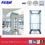 Elevatore facente un giro turistico di vetro della villa dell'elevatore della casa dell'elevatore del passeggero ISO9001