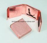Jy-CB01 Cosméticos en papel rosa Caja de regalo