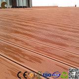 Decking composto impermeável resistente UV do preço de fábrica