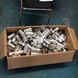 Алюминиевая пробка с видами поверхностного покрытия