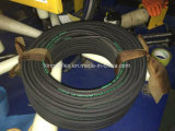Mangueira de borracha hidráulica reforçada com fio de aço de 3000 psi (SAE100r17)