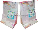 Affichage cosmétique de carton de conception de mode contre-