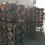 Vagabundagem da fibra do basalto, resistência à vagabundagem da fibra do basalto do ataque químico
