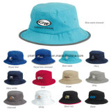 Protezione della benna dello sportivo con i cappelli da pesca Bio--Lavati 100%