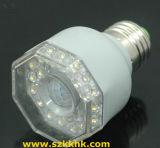 Infrared PIR Sensor 24 LED Lamp/Light Bulbs