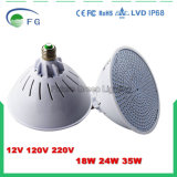 24W afstandsbediening IP68 LED E27 PAR56 Outdoor Underwater Swimming Pool Lights
