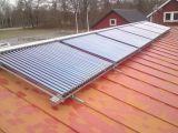 Capteur solaire à haute pression fendu FTP-58/1800 de Heatpipe
