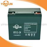 12V 20ah Batería de Plomo-ácido de la Batería Solar para el Sistema Solar Portátil