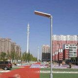 [12و-120و] يضمن شمسيّة شارع محسّ ضوء حديقة إنارة [لد] مصباح خارجيّ مع [سلر بنل]