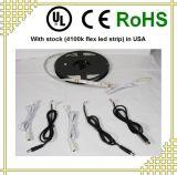 5m / roll 5050SMD IP65 tira flexible