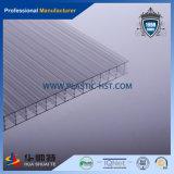 Heißes Verkaufs-Zwilling-Wand-Höhlung-Polycarbonat-Blatt mit Fabrik Preis-HGZ